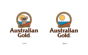 Australian Gold tira o coala do seu logo