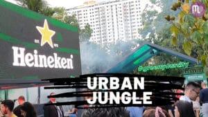 Heineken Urban Jungle