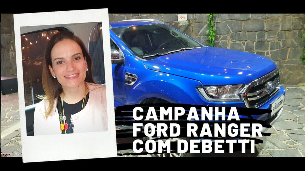 Ford Ranger com DeBetti