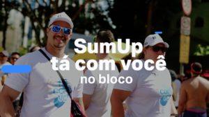 SumUp cria ação para apoiar cordeiros no pré-Carnaval de São Paulo