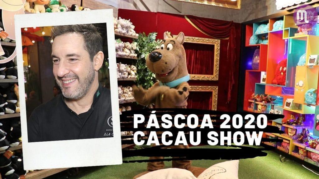 Páscoa 2020 da Cacau Show
