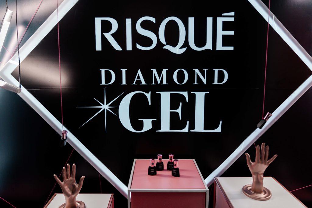 Risqué Diamond Gel