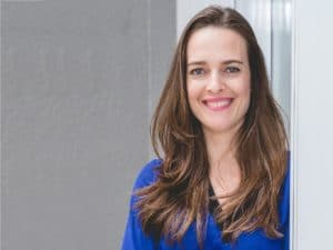 Lara Krumholz é vice-presidente da Dynadmic para América Latina