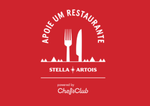 """Stella Artois """"Apoie Um Restaurante"""""""