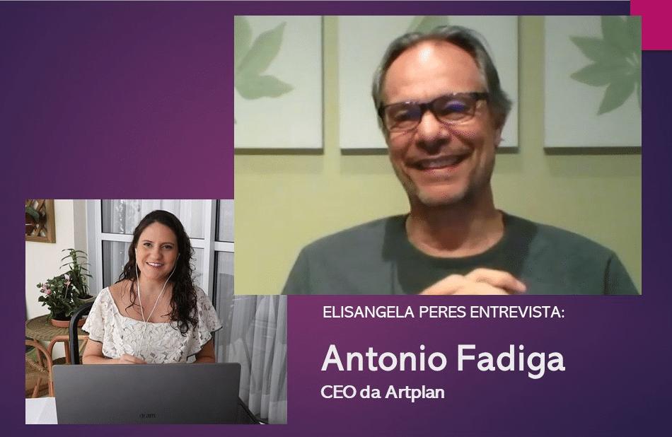 Antonio Fadiga, da Artplan