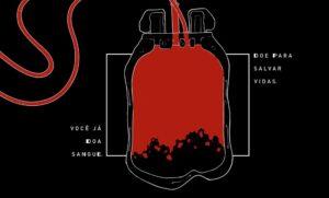 Leo Burnett cria ação para incentivar doação de sangue
