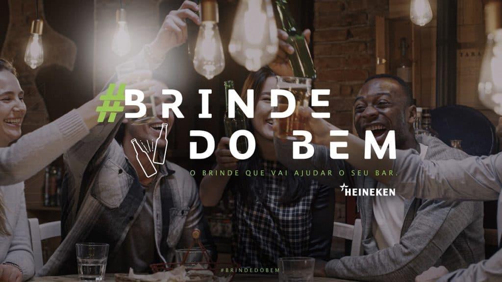 Grupo Heineken - Brinde do Bem