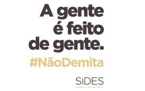 SIDES adere ao movimento #NãoDemita