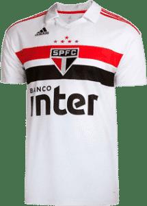 Banco Inter - Camisa São Paulo