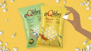 Estoure-se_ Pipoca EQLIBRI sabores queijo suave e pimenta preta