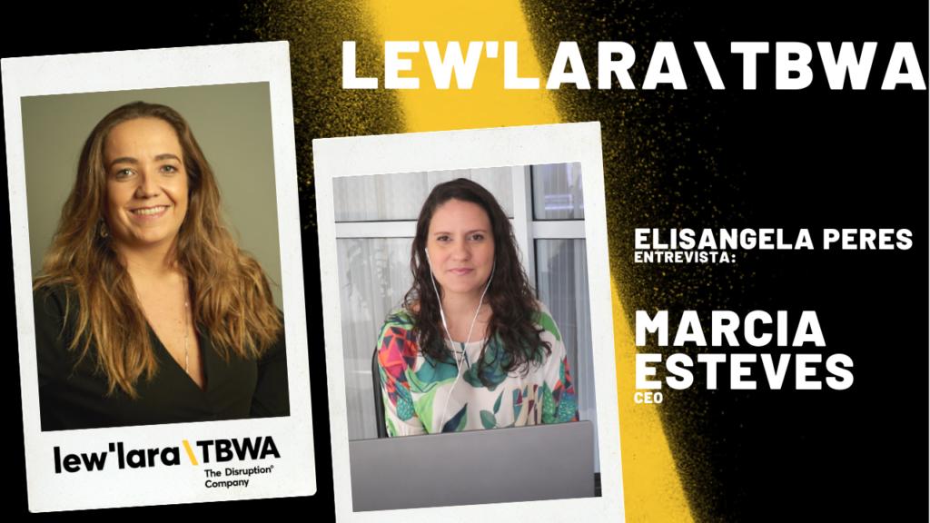 Marcia Esteves - Lew Lara