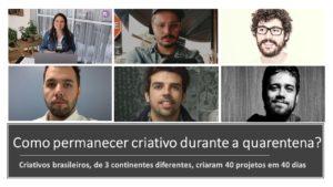 Criativo - Elisangela Peres entrevista