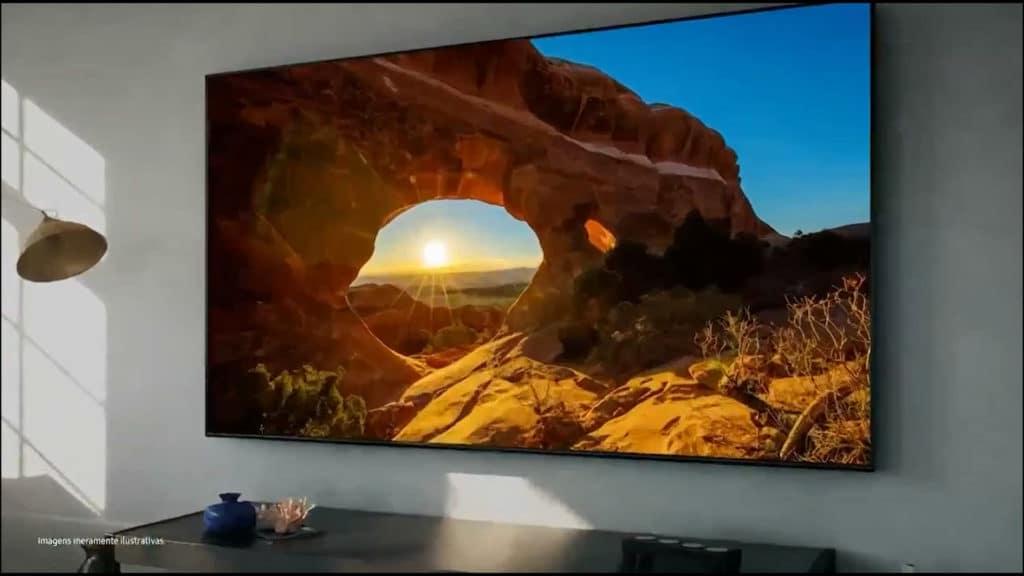 Crystal UHD 4k Samsung