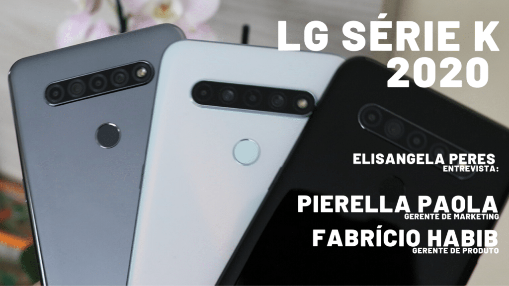 LG Série K 2020 - Smartphone