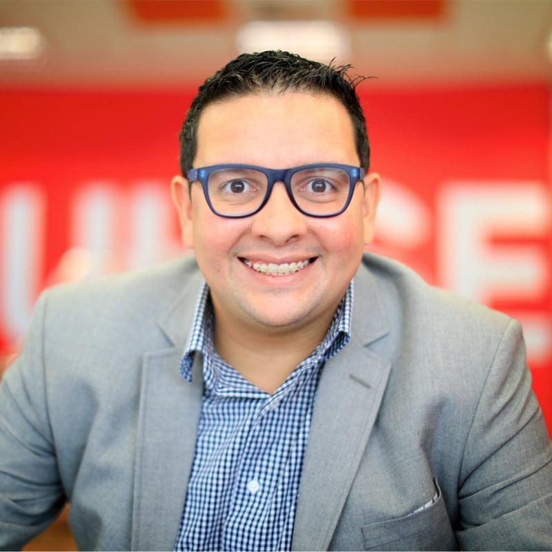Marcos Braga - fundador do grupo Amigos do Mercado