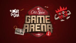 Webedia e Old Spice - Game Arena