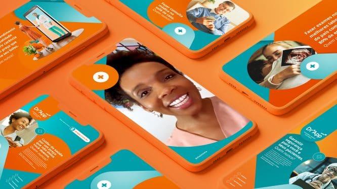 AREA.G cria campanha de lançamento para DrApp, estrelada por Thelma Assis