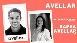 Elisangela Peres entrevista Rapha Avellar
