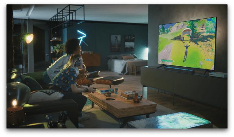 Campanha - TV Crystal UHD Samsung