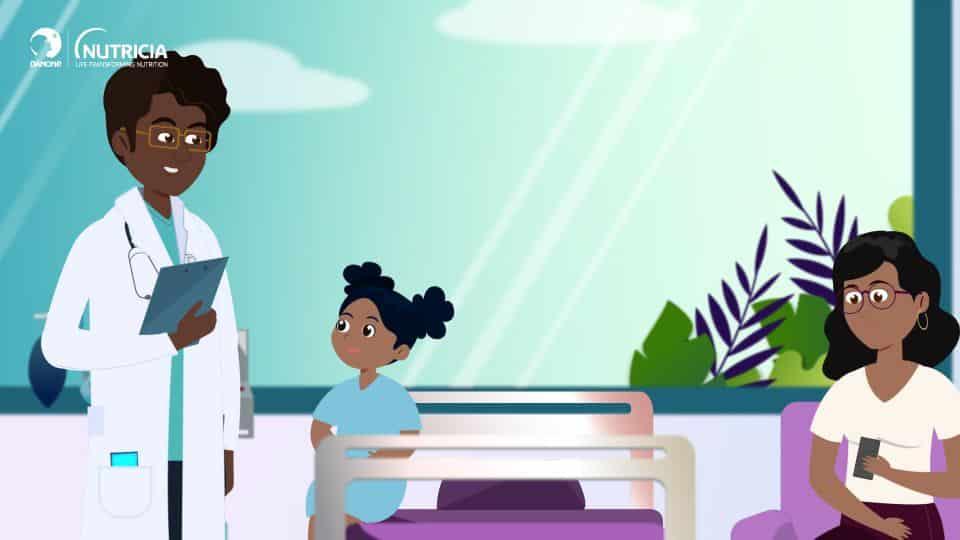 Danone Nutricia celebra Dia do Pediatra