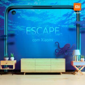Escape com Xiaomi