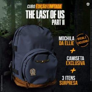 Nerd Ao Cubo, apresenta caixa temática do game The Last Of Us