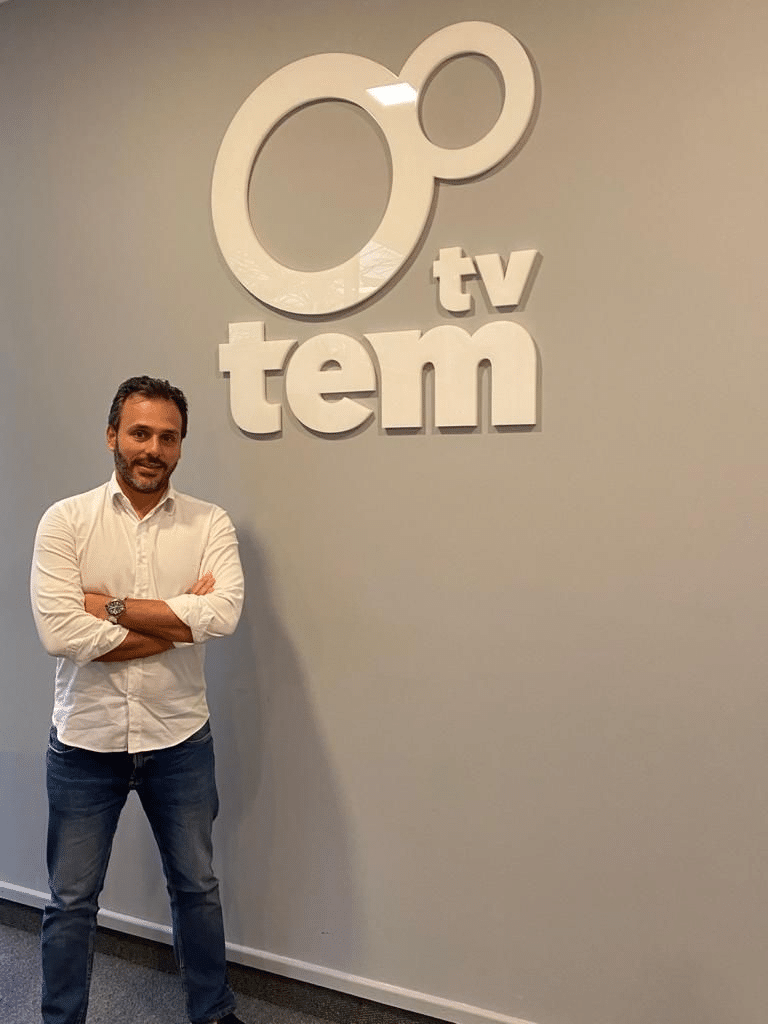 Nilson Moyses - TV TEM