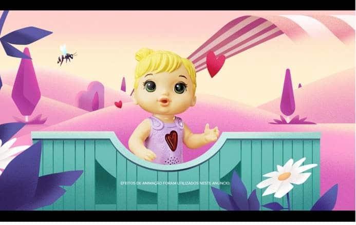 Campanha da Hasbro convida crianças e adultos para viagens ao mundo da imaginação