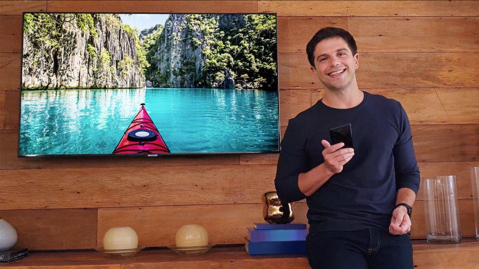 Connected Living - Samsung com Duda Nagle