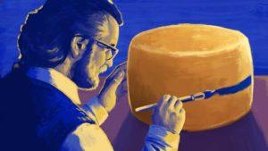 Campanha em formato de cordel conta história dos 80 anos dos queijos Faixa Azul