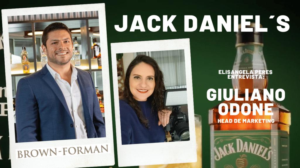 Jack Daniel´s lança Tennessee Jack Apple no Brasil - Veja entrevista com Giuliano Odone, Head de MKT