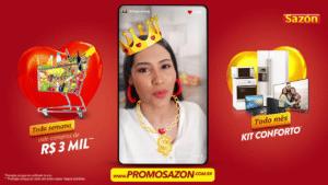 Promoção Espalhe mais Amor com SAZÓN