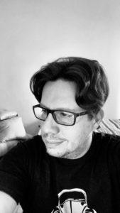Dr. Fábio Caim – publicitário, psicanalista, professor universitário