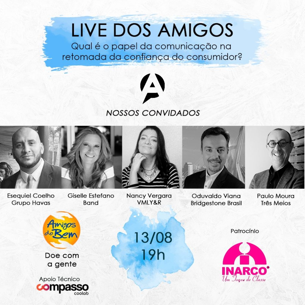 Live Amigos do Mercado - 17ª edição