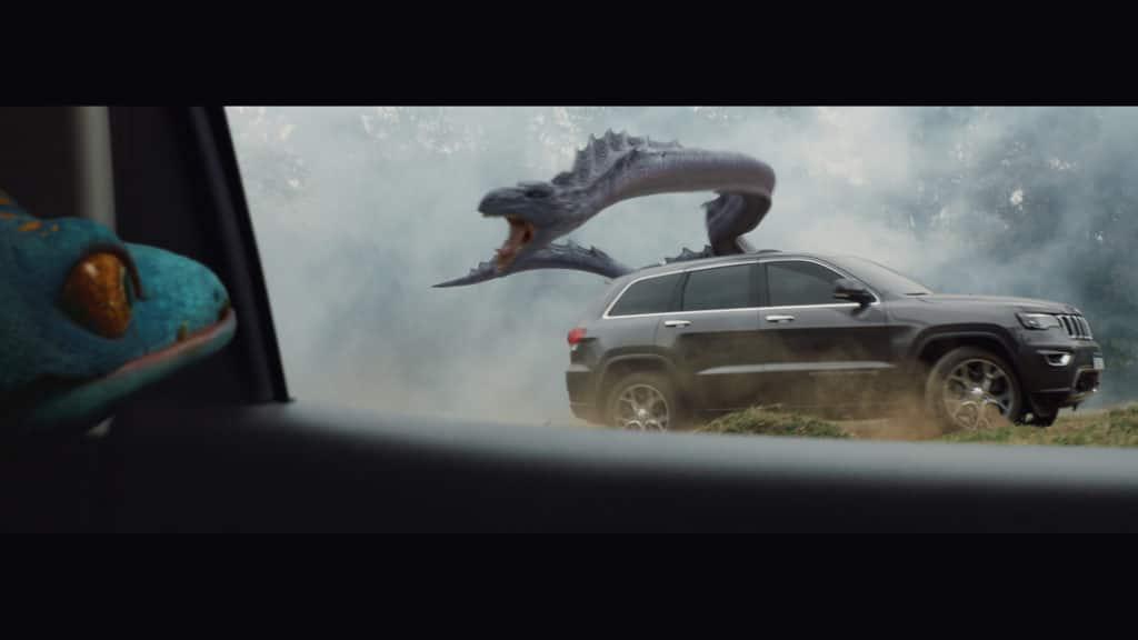 Jeep traz o conceito de Easter Eggs com animações 3D