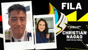 Elisangela Peres entrevista Christian Nagao, diretor da marca Fila Brasil