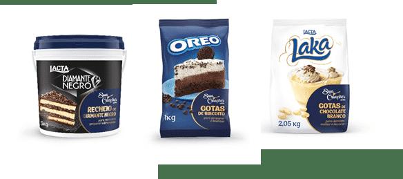 Mondelēz Brasil lança linha especial para confeiteiros