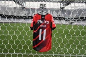 Philco é a nova patrocinado do Athletico Paranaense