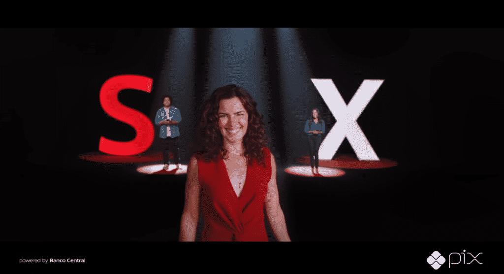 SX Santander - campanha com a celebridade Ana Paula Arósio
