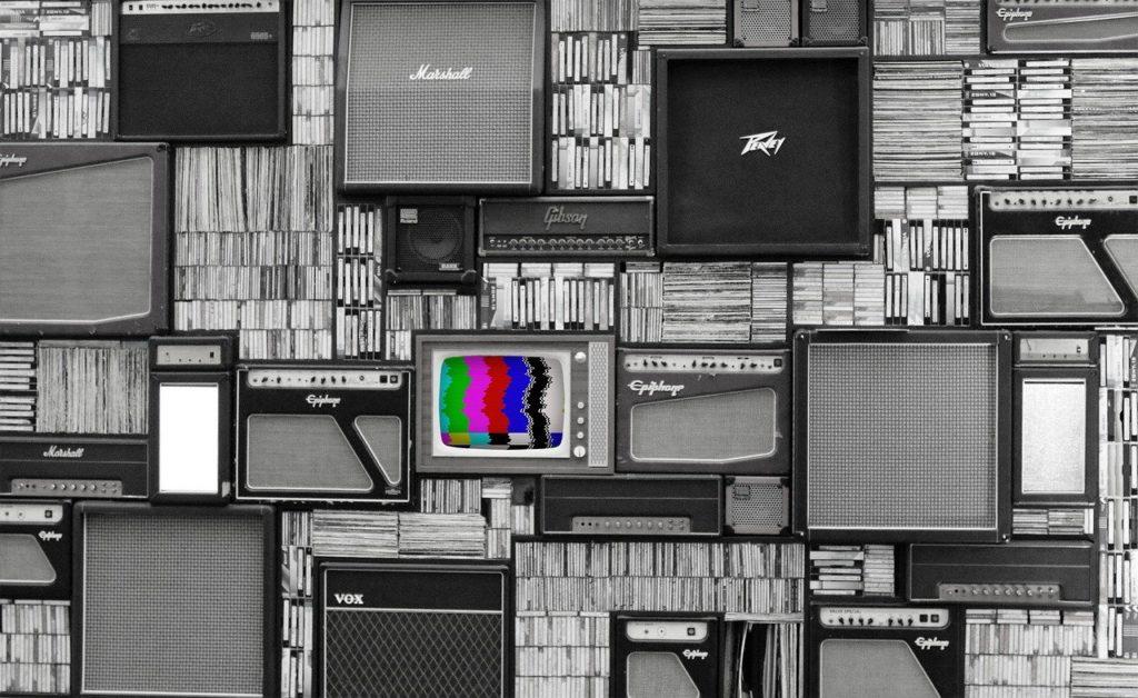 Um salve para os 70 anos da televisão brasileira!