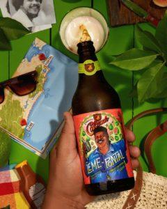 Do Leme ao Pontal: Colorado homenageia Tim Maia em nova cerveja.