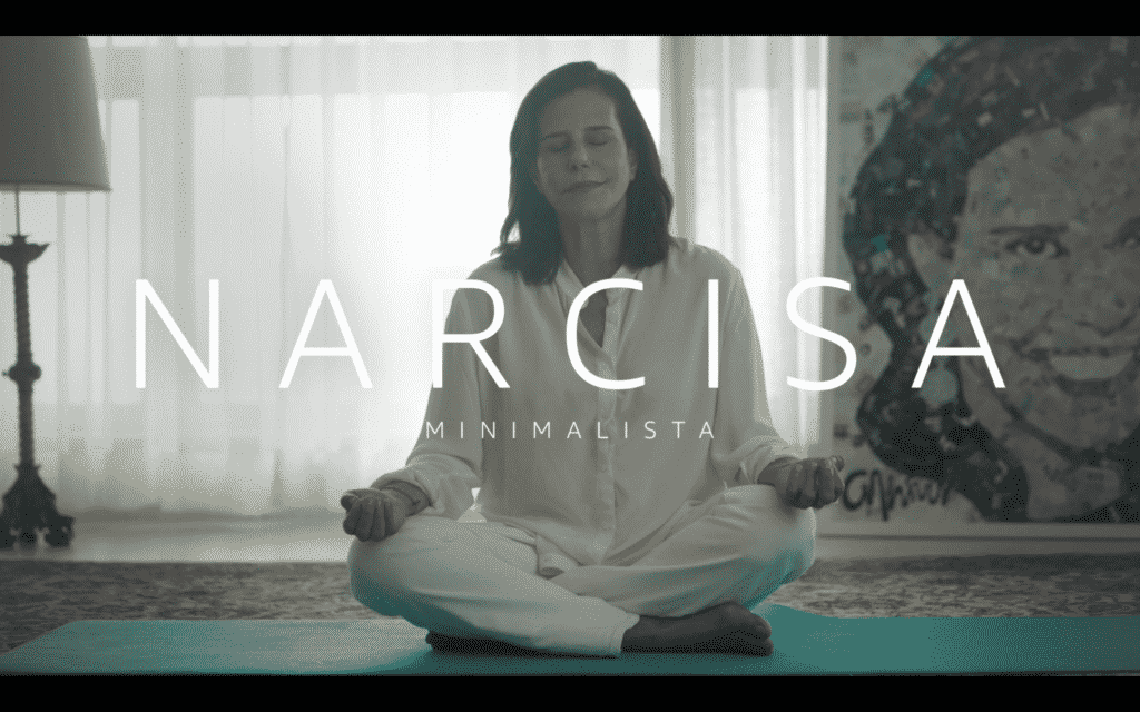 DOJO traz 'Narcisa Minimalista' para o Amazon Prime Video.