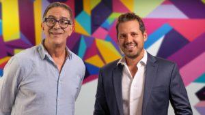 Dony de Nuccio volta à TV aberta em minissérie sobre investimentos.