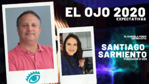 El Ojo 2020 - Elisangela Peres conversa com Santiago Sarmiento sobre as expectativas para o festival