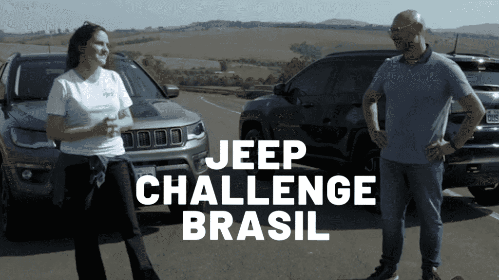 Jeep Challenge Brasil