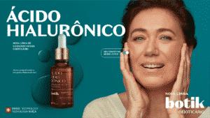 O Boticário lança nova marca de cuidados faciais.