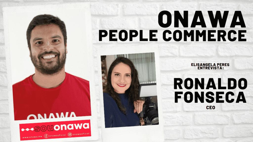 Onawa - Elisangela Peres entrevista Ronaldo Fonseca