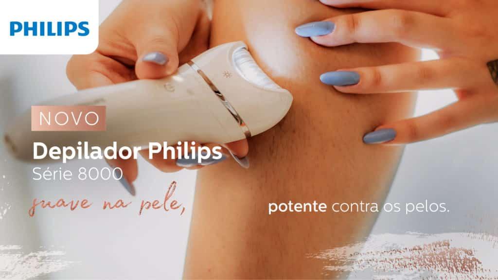 Philips mostra realidade feminina e relação das mulheres com a auto depilação.