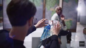 Samsung incentiva a produção e consumo de conteúdos com qualidade de cinema.