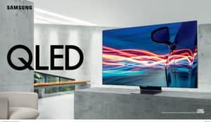 Samsung lança campanha para as TVs QLED 2020.